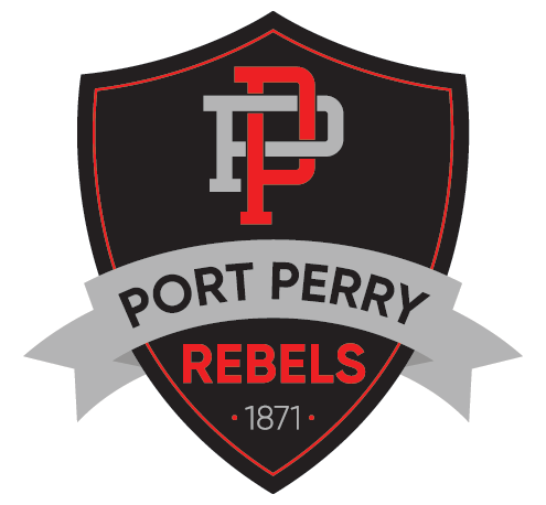 Port Perry High School logo